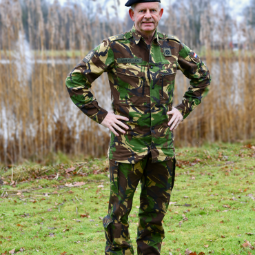 Generaal majoor Gijs van Keulen
