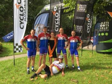 Cyclojunkies Toertocht 2018